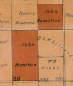 1855 Plat Map