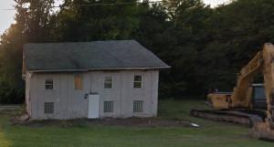 Schoolhouse Demolition